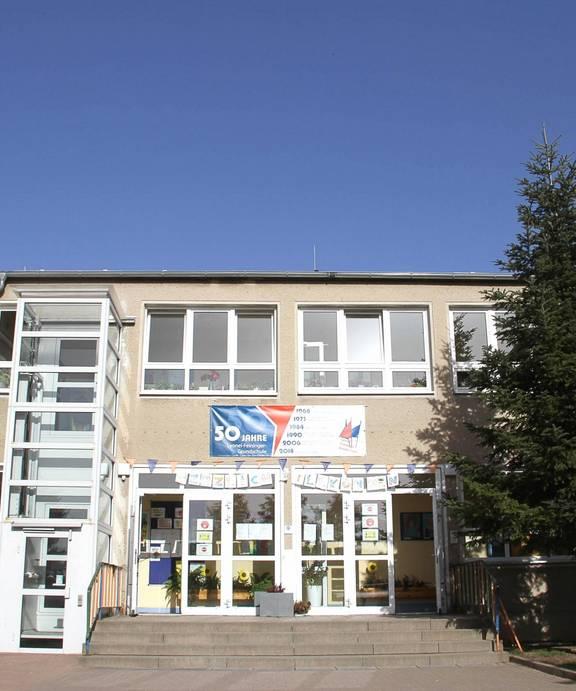 Mellingen Grundschule ©Kreis Weimarer Land